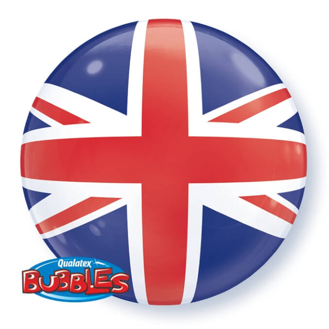 Bubble - Union Jack