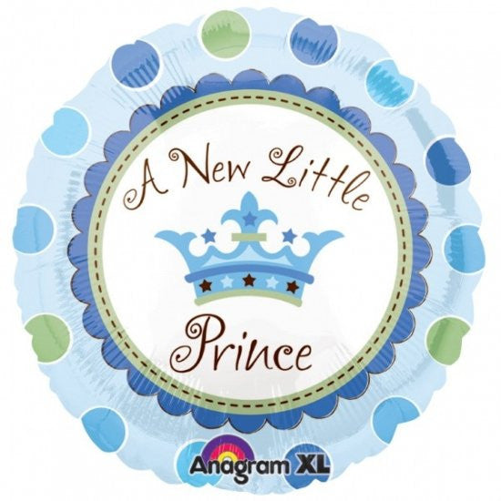 Foil Balloon - A New Little Prince