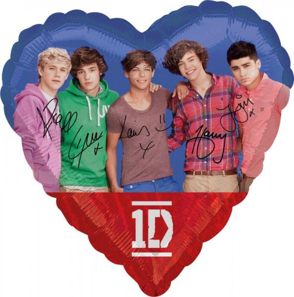 One Direction - Foil Balloon