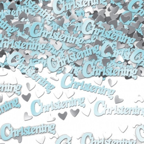 Confetti - Blue  'Christening'