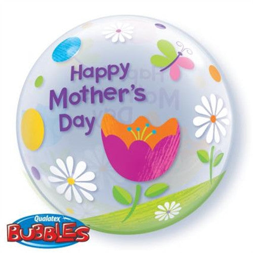 Bubble - Happy Mother's Day (Fantasy Tulips)