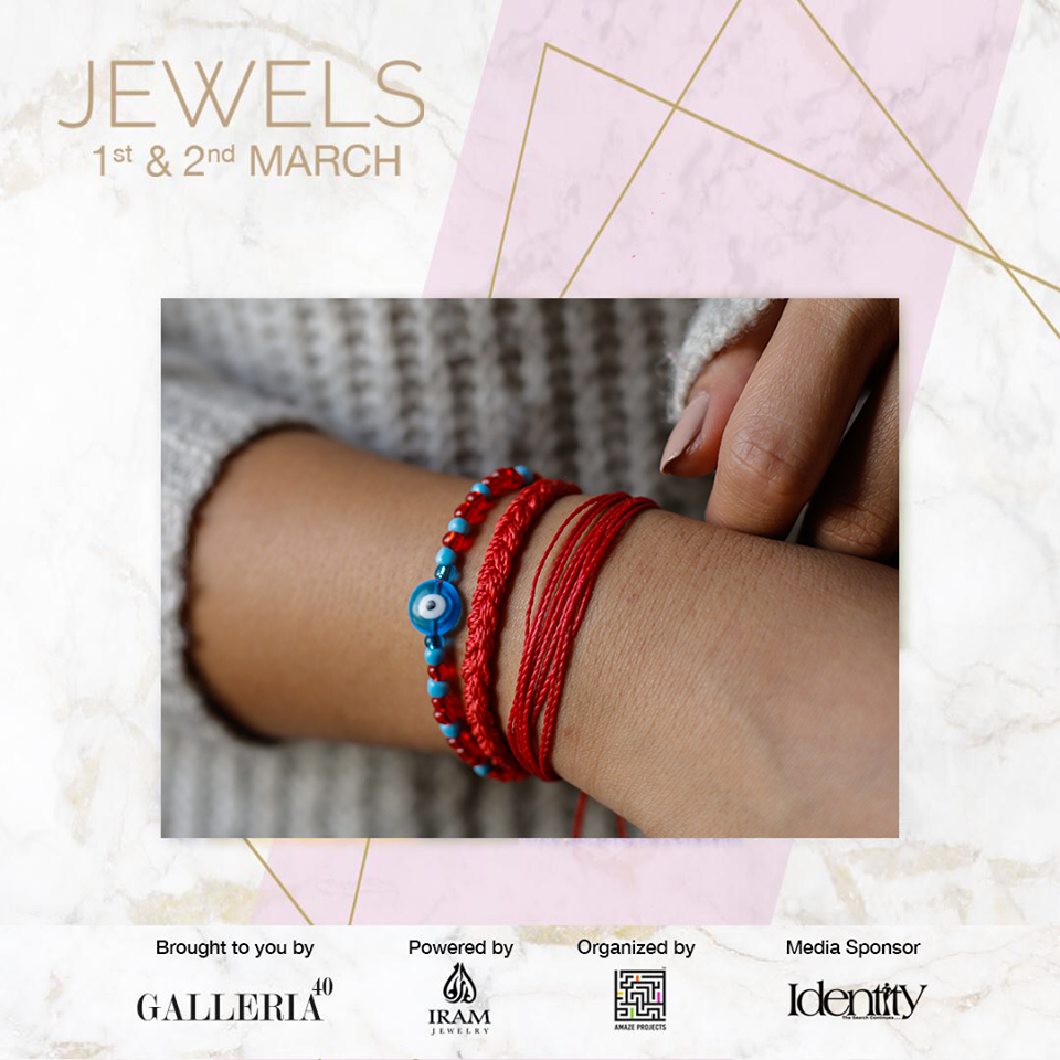 Gurrandi at Jewels Exhibition - Galleria 40 from 1st of March till 2nd of March 2019