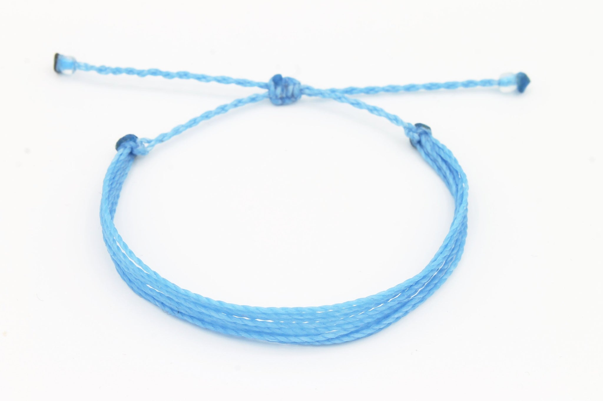 Faded Denim Bracelet
