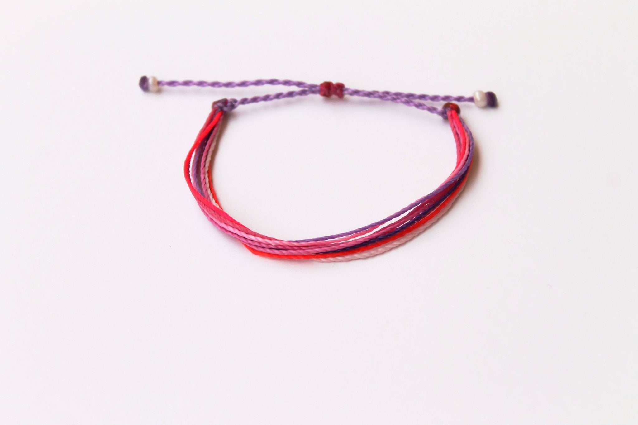 Perfect Pinks Waterproof Bracelet