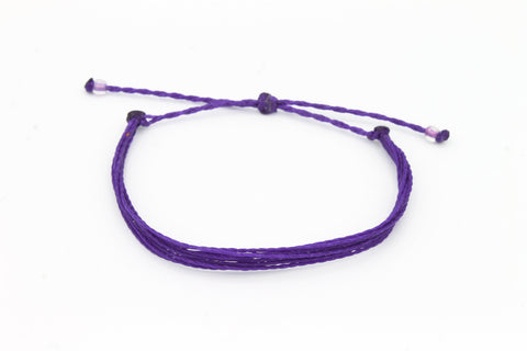 Imperial Purple Bracelet