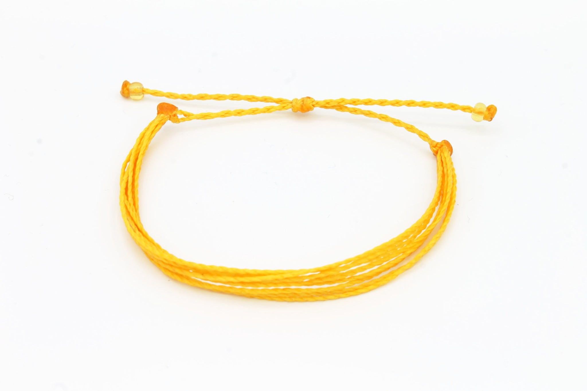 Sunburst Orange Bracelet