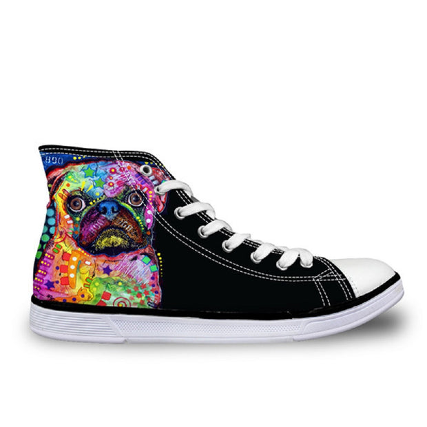 Pugbow Women Sneakers