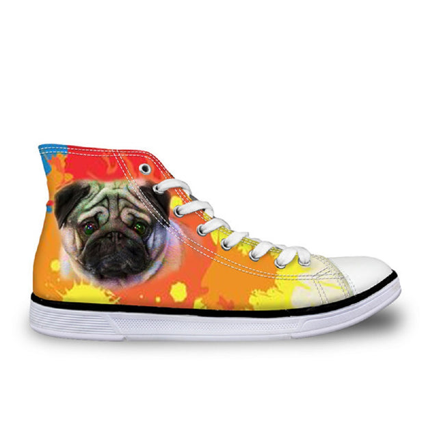 PugPrism Women Sneakers