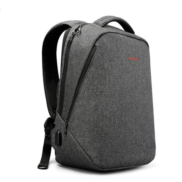"Solid Anti-Theft Laptop Backpack For 14"" and 17"" Laptops"