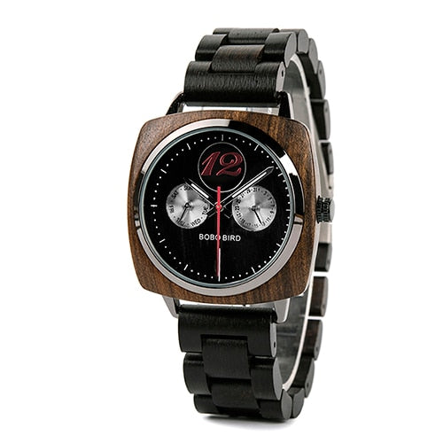 Elegent Wooden Watch