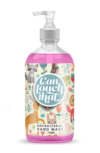Antibacterial Hand Wash 500 ml GORGEOUS DESIGNS to KEEP & REFILL Then just pick your Fragrance !!!