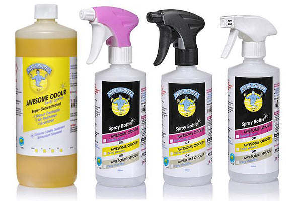 Awesome Odour Lemon Mini Pack