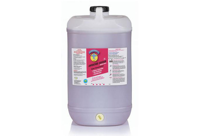 15 Litre Drum Awesome Odour