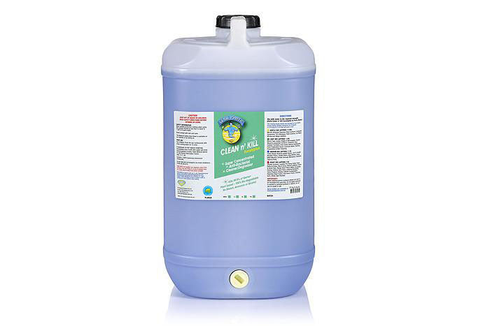 15 Litre Drum Clean n' Kill Eucalyptus - Cleaner / Degreaser With Added Antibacterial Killing Properties