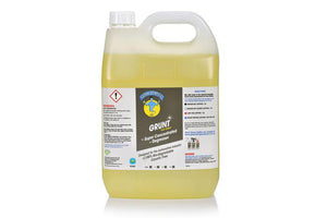 "5 Litre Grunt "" Low Odour "" -   Multipurpose  Cleaner / Degreaser"