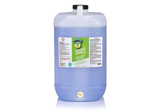 15 Litre Drum Original Formula - The One & Only Famous Eucalyptus Cleaner / Degreaser