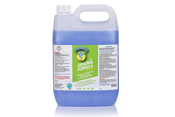 Original Formula - The One & Only Famous Eucalyptus Cleaner / Degreaser 5 Ltr bottles