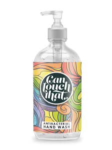 Antibacterial Hand Wash 500 ml ( Natural )  GORGEOUS DESIGNS to KEEP & REFILL