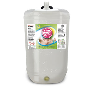 Hand Sanitiser 15 Ltr Refill Drum Then just pick your Fragrance !!!