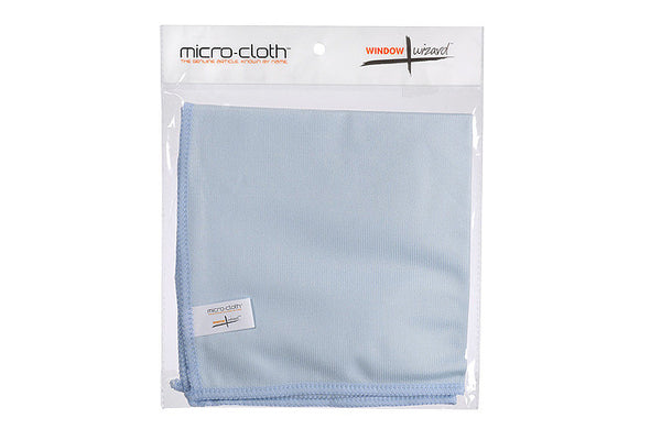 WINDOW WIZARD Microfibre Cloth - Single