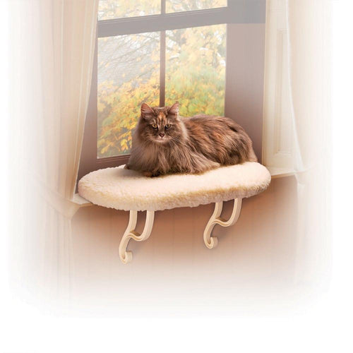 Buy Cheap, Discount, On Sale, Wholesale, Online-K&H Pet Products 3096 Kitty Sill Unheated 655199030965 KH3096- Pet Supply Store