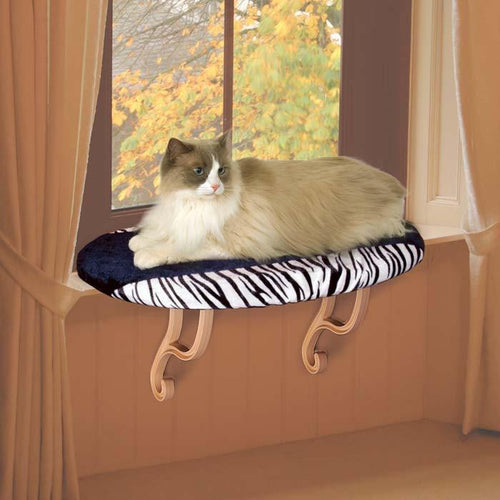 Buy Cheap, Discount, On Sale, Wholesale, Online-K&H Pet Products 9096 Kitty Sill 655199090969 KH9096- Pet Supply Store