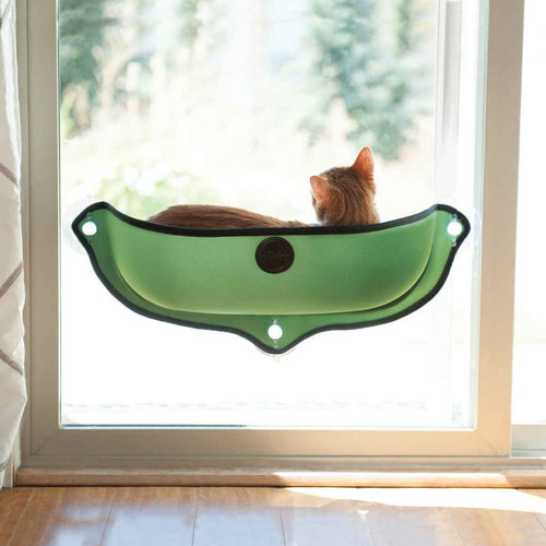 Buy Cheap, Discount, On Sale, Wholesale, Online-K&H Pet Products 9192 EZ Mount Window Bed Kitty Sill 655199091928 KH9192- Pet Supply Store
