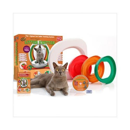 Buy Cheap, Discount, On Sale, Wholesale, Online-Litter Kwitter LK1 Cat Toilet Training System 369999001797- Pet Supply Store
