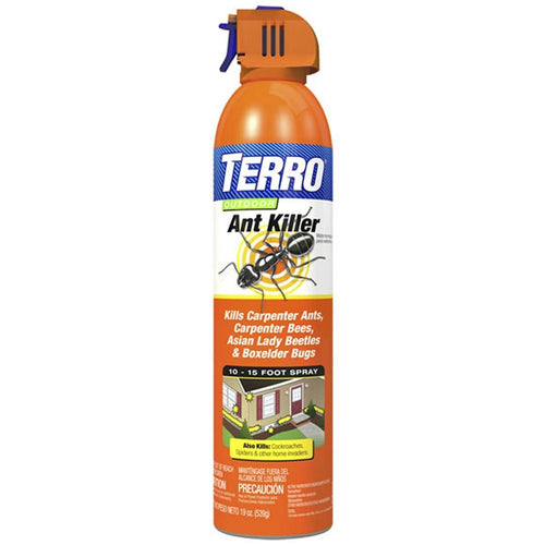 Buy Cheap, Discount, On Sale, Wholesale, Online-Terro S27-17006 Outdoor Aerosol Ant Killer 19 ounces 070923017003- Pet Supply Store