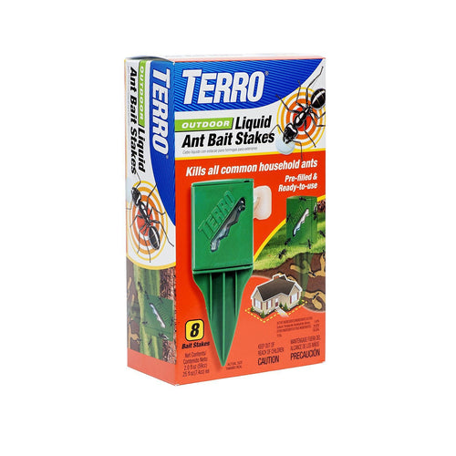 Buy Cheap, Discount, On Sale, Wholesale, Online-Terro W75-T1812 T1812 Outdoor Liquid Ant Killer Bait Stake 8 count 070923122776- Pet Supply Store