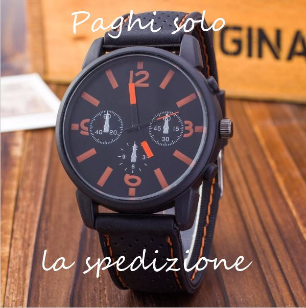 Nuova collezione Estate 2017 -  Orologio Luxury Sports Racing Quartz