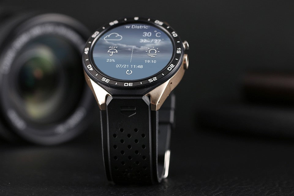 KW88 Luxury smartwatch IOS Android - Promo 50% + Free Shipping