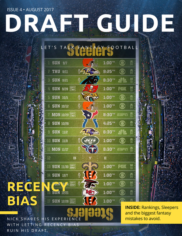 2017 Draft Guide