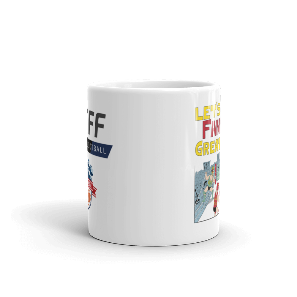 Let's Make Fantasy Great Again Mug