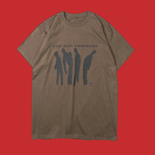 'THE MAD THINKERS' TSHIRT - BROWN