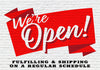 Tampa Printing Is Open For Business!