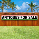 Antiques For Sale XL Banner