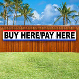 Buy Here Pay Here XL Banner