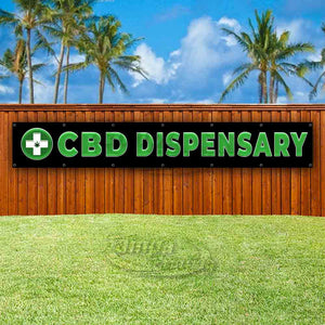 CBD Dispensary XL Banner