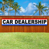 Car Dealership XL Banner