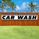 Car Wash XL Banner