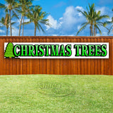 Christmas Trees XL Banner