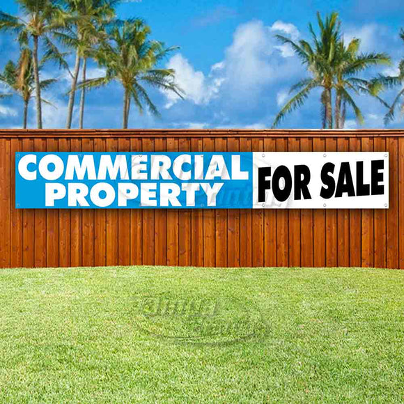 Commercial Property For Sale XL Banner