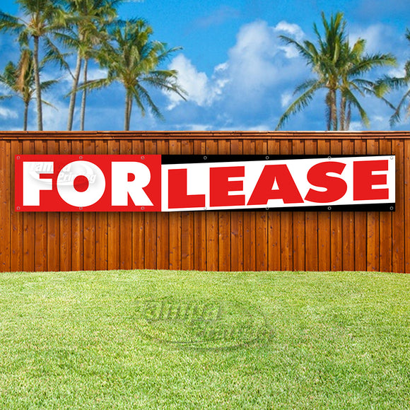 For Lease XL Banner