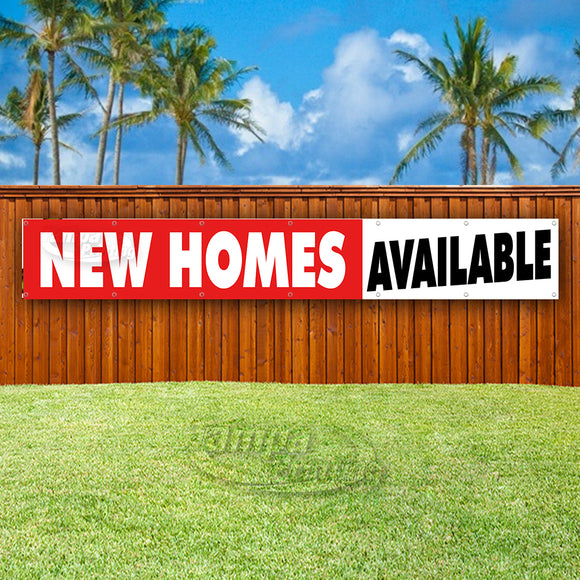 New Homes Available XL Banner