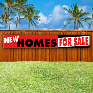 New Homes For Sale XL Banner
