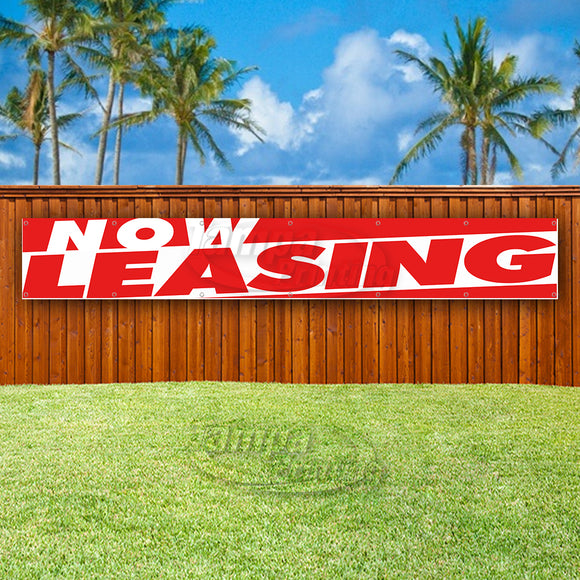 Now Leasing XL Banner