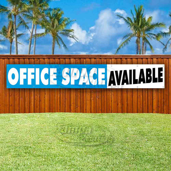 Offices Space Available XL Banner