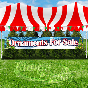 Ornaments For Sale XL Banner