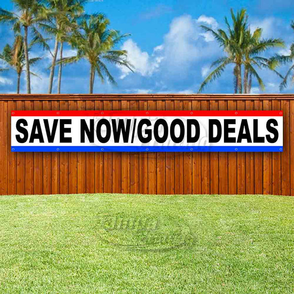 Save Now/Good Deals XL Banner